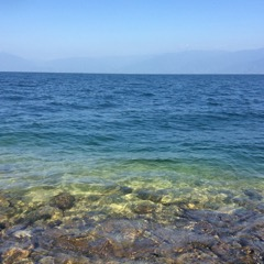 Clear water of Lake Poso - Central Sulawesi