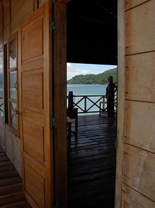 View of Lake Poso